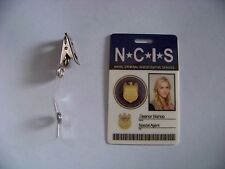 Navy CIS Special Agent Eleanor Bishop , ID - Karte , ID Badge , NCIS