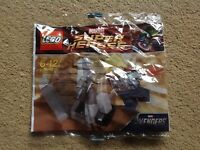 Lego Marvel Super Heroes Thor & the Cosmic Cube No 30163 Set - NEW MINT & SEALED