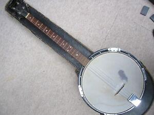 """Nice vintage Banjo """"Horugel"""" Japan (?)"""