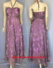 Unbranded Polyester Full-Length Dresses