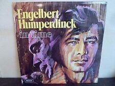 "LP 12"" ENGELBERT HUMPERDINCK - In time - EX/EX - DECCA - SKL 5138 - UK/BELGIUM"