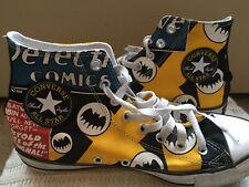 Converse Chuck Taylor All Star HI DC Comics Batman 80th Anniversary Men's UK7.5