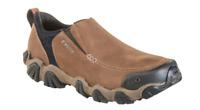 Oboz Men's Livingston Low Hiking/Casual Slip On Shoes- Walnut