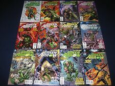 Green Arrow Complete Run 0-52, 23.1, Annual 1, Futures End 1 & More DC New 52