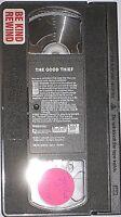 The Good Thief VHS 2002 Nick Nolte