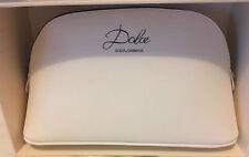 Dolce And Gabbana  Womens wash Bag Pouch Cream !