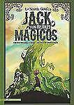 Jack y los Frijoles Magicos: La Novela Grafica Graphic Spin en Espaol Spanish