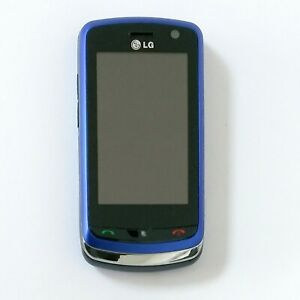 LG Xenon GR500 Touchscreen & Keyboard Texting GSM Unlocked Camera Cell Phone