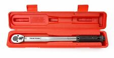TEKTON 24330 3/8-Inch Drive Click Torque Wrench 10-80-Feet lbs