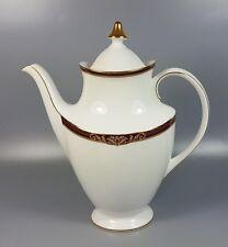 ROYAL DOULTON TENNYSON H5249 COFFEE POT (2 PINTS) (PERFECT)