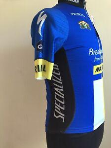 Primal Wear Cycling HELIX RACE CUT Jersey Sz Med Team Magic Specialized