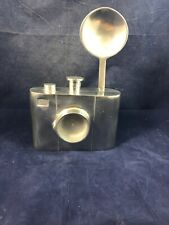 Unique Candle Holder - Camera Shaped - By Three Hands Corp