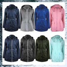 Brave Soul Polyester Patternless Coats, Jackets & Waistcoats for Women