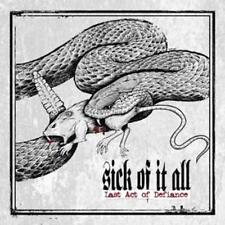 Sick of It All-last act of defiance-Digi CD NUOVO