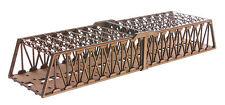 N-BR009 Twin Track Extra Long Girder Rail Bridge N Gauge Model Laser Cut Kit
