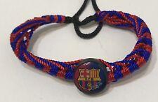 3 BARCELONA BRACELET LOT, MESSI, FREE SHIPING From USA, You Get 3 Bracelets
