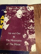 Up and Out by John Cowper Powys (Paperback, 1974) b300