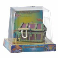 LM Penn Plax Action Air Treasure Chest Aquarium Ornament
