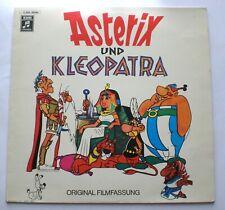 ASTERIX und KLEOPATRA Hörspiel Vinyl LP EMI 1C 054-28664 G original Filmfassung