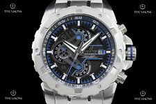 Invicta Men's S1 Rally Rotating Disc Chronograph Stainless Steel Bracelet Watch