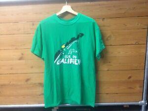 Cycling Tee shirt, 100% cotton, Green sizes L, XL. Brand New