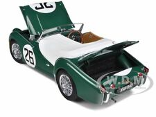 TRIUMPH TR3A #26 LE MANS 1959 1/18 DIECAST CAR MODEL BY KYOSHO 08033B