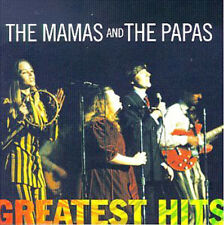 The Mamas and The Papas - Greatest Hits CD NEW