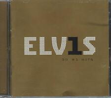 ELVIS PRESLEY - Elv1s: 30 #1 Hits - CD - Club Issue - Calendar Bonus - VG+