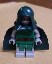 Lego Superhelden - Dr. Doom Figur Doktor Doc Dok Super Heroes FigurenNeu