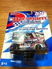 NOS  Mike Stefanik #55 Burnham Boilers 1/64 Die-Cast 2003 (Lot of 2 cars)