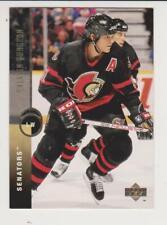1994-95 Upper Deck #336 Sylvain Turgeon Ottawa Senators