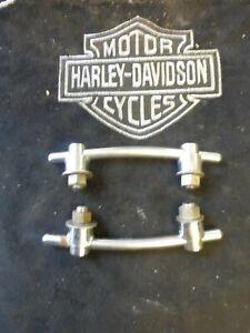 Harley Satteltaschen original accessory Knucklehead Panhead Flathead UL  Bobber
