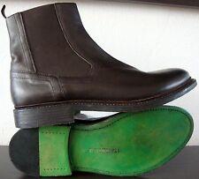 3553adf83ff555 BIKKEMBERS Herren Boots Stiefelette Bootie Chukka Schuhe Echtleder Gr.44 NEU