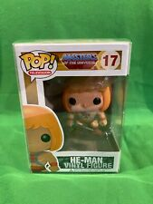 FUNKO Television! Masters Of The Universe 17 He-Man Vaulted w/ case - FREE SHIP