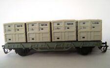 TT-Modell/Typ: Behälterwagen/Kohletransportwagen