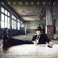 Karmakanic - Who's The Boss In The Factory [CD]