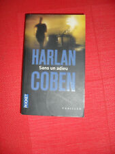 HARLAN COBEN  sans un adieu  -     Thriller  - BE -  pocket