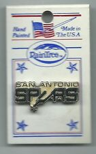 NBA San Antonio Spurs Pin With Pincard RainTree Basketball OOP