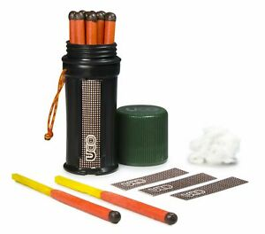 UCO Titan Stormproof Match Kit with Waterproof Case, Replacement Strikers and...