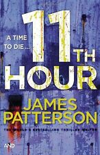 JAMES PATTERSON ___ 11th HOUR __ BRAND NEW ___ FREEPOST UK