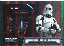 Star Wars Evolution 2016 Base Card #68 Clone Trooper - Phase II