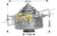 DAYCO Thermostat(High Flow Cleveland)Fairlane 11/70-3/72 5.8L Carb ZD 351ci