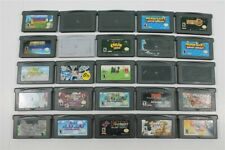 Discounted Lot of 25 Game Boy Advance Games- Mario Kart, Spyro, Crash Bandicoot