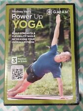 Rodney Yee's Power Up Yoga New Dvd