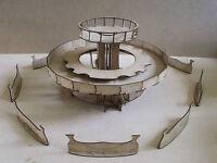 Alien Building Observation Post terrain scenery warhammer 40k wargames Eldar