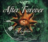 After Forever - Decipher: The Album and The Sessions (Special Edition) [CD]