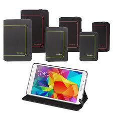 Samsonite Samsung Tab 3 4 Tablet Cases Protective Cover Magnetic Closure Black