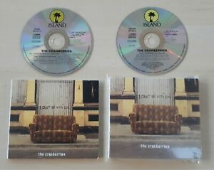 THE CRANBERRIES I Can't Be With You 1995 UK 2-CD single set