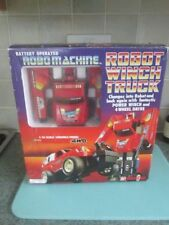Original (Opened) Gobots Transformers & Robot Action Figures