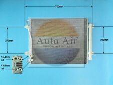 compatible con VW PASSAT Condensador aire acondicionado 16-1322 2l